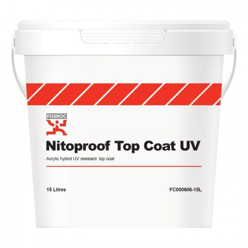 Nitoproof Top Coat UV